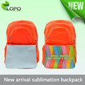 New Arrival Sublimation Backpack