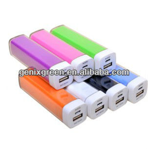 newest design portable universal cell phone battery charger compatible for digital devices