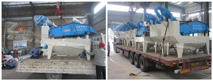 China new type sand extraction machine for sand aggregate system