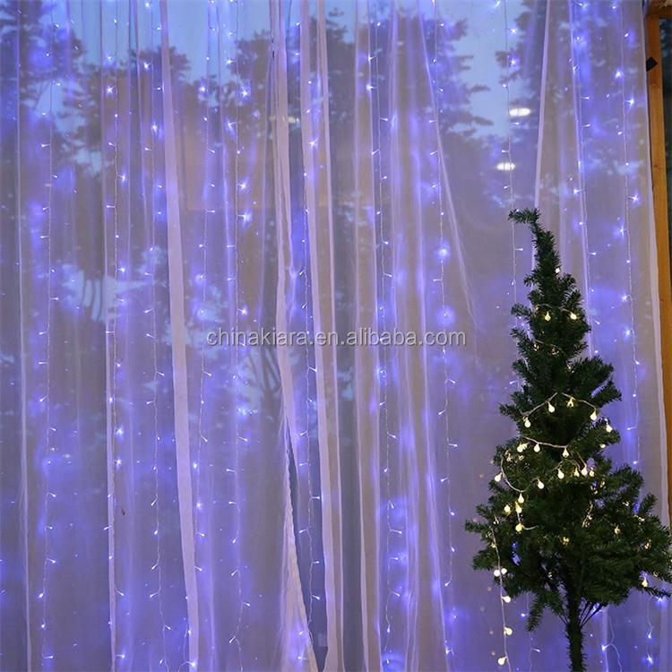 High Quality Home Decoration Window Curtain Lights RGB Led Curtain Lights