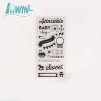 Special Paper Scrapbooking Clear Stamps