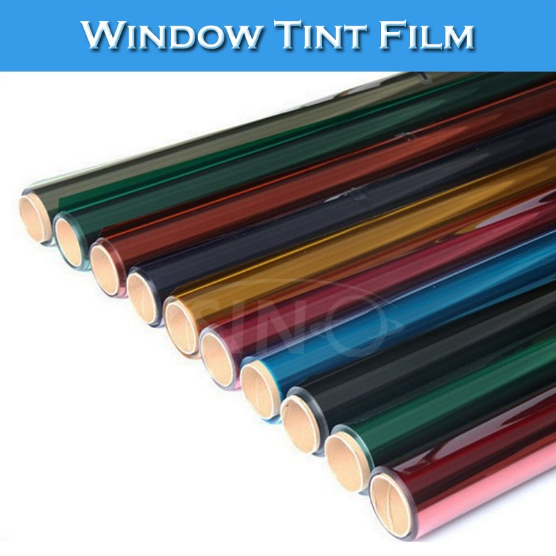 Translucent Color Change Film For Office Window Decoration