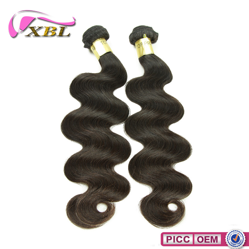 2015 New Arrival Human Hair Weave Wholesale Philippine Cheap Hairpiece