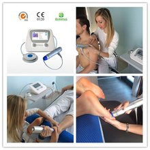 body pain reduce shock wave therapy machine for pain treatment/Sports pain relief eswt therapy device/Extracorporeal sound wave