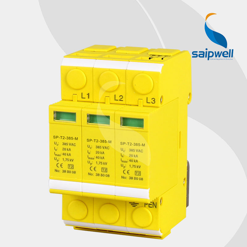 SAIP/SAIPWELL Chinese Wholesale New Design Universal Lightning Arrester 11KV