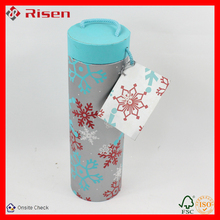 wholesale paper tube gift wine package boxes