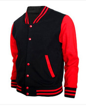 School Uniforms Winter Sublimated Varsity Baseball Jackets For Boys