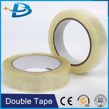 Transparent BOPP Tapes Narrow Single Sided Adhesive Carton sealing packaging Tape