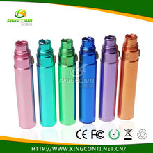 Hot selling multicolor electronic cigarette vaporizer,ego t e cigar,ego t kit from electronic cigarette wholesale