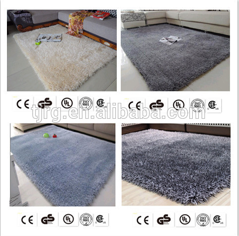 Ronggang alibaba wholesale Machine Washable Carpet Rug Long Hair Kitchen runner Rugs