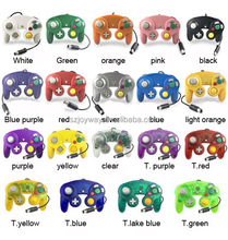 game controller for nintendo gamecube 19 colors available