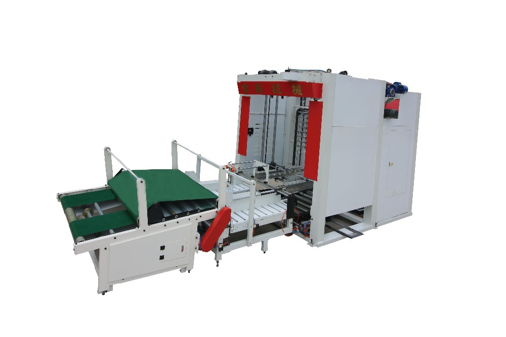 Automatic High Speed Flute Laminator Auto Rolling-over Machine turn over paper machine