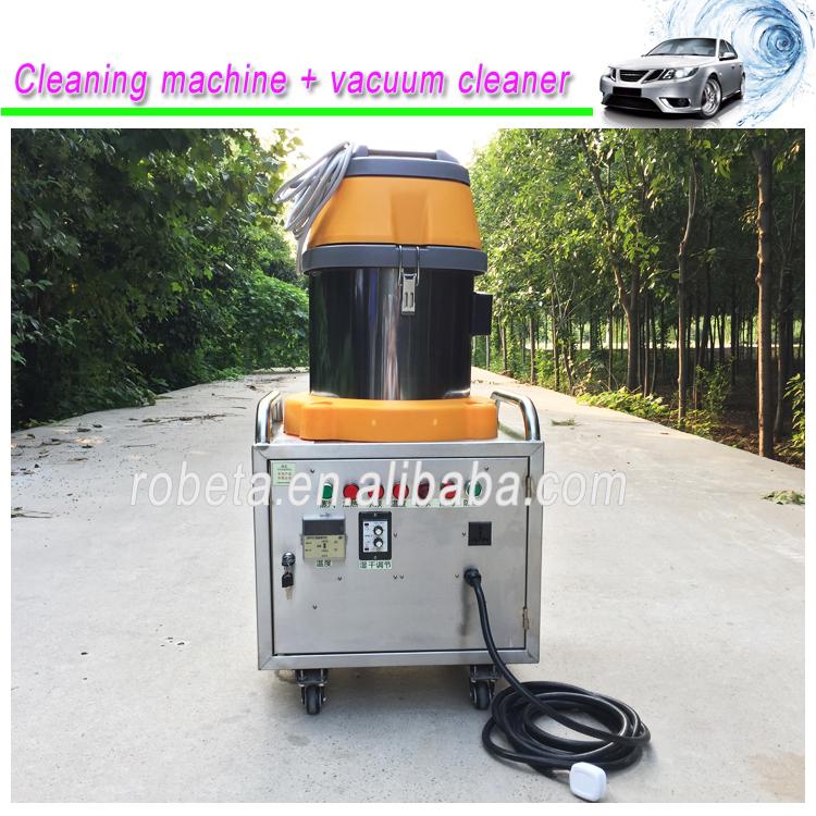 steam car wash equipment