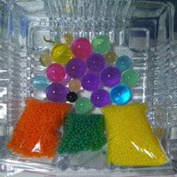 ShuiRun chemical home decorations artificial flower water pearl
