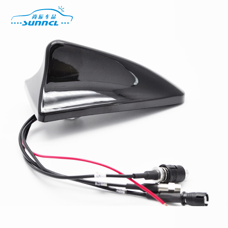 GPS GSM shark fin car antenna