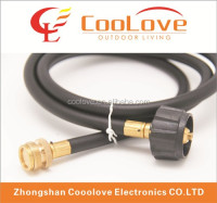 high pressure outdoor gas cooker hose