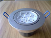 CE RoHS CRI>80Ra 3W 5w 9w 12w 15w led ceiling light with ccc ce rohs led down light super bright led ceiling light fixture