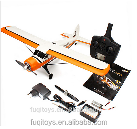 Rc Model Airplane XK A600 5CH 3D6G System Brushless RC Airplane Compatible Futaba RTF