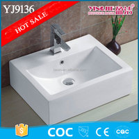 YJ9136A/B Counter Top Antique Bathroom Vanity Wash Basin Made in China