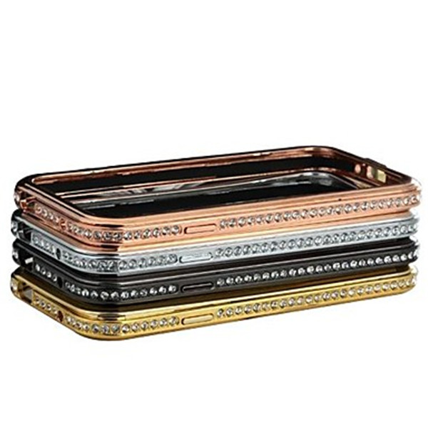 Luxury Design with Diamond Metal Case for Samsung Galaxy Note 2 ii