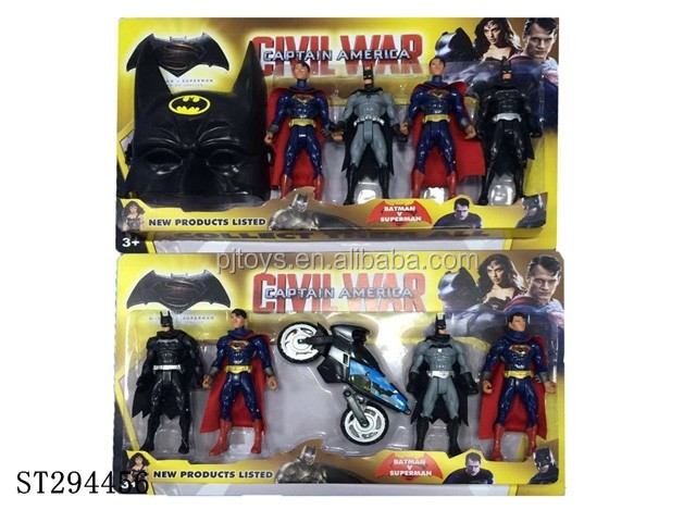 BATMAN V SUPERMAN:DAWN OF JUSTICE action figure cartoon figure toys for kids