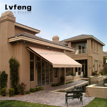 Various Styles For Cars Auto Retractable Awning