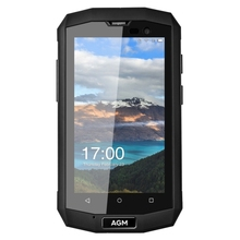 AGM A8 mini Triple Proofing Phone 4G, Dual SIM, OTG, NFC Rugged 4G Smartphone mobile phone cell phone
