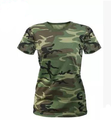 body combat tactical gear t shirts sublimation dry fit camo shirt military round neck t-shirt clothes camouflaged cheap