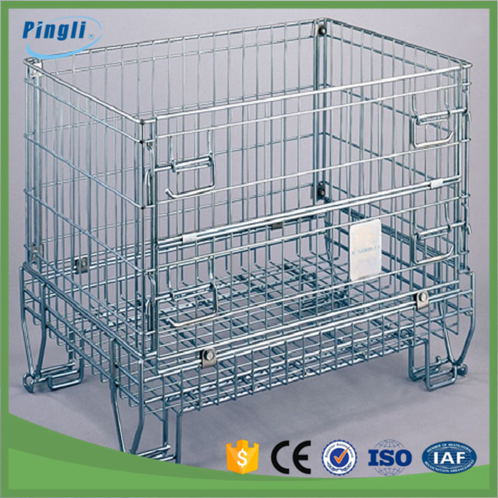 Competitive price lockable transport cages