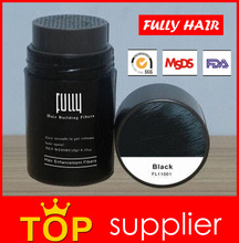 free samples hair powder taobao Fully hair building fibers from 2.5g to 50g