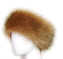 winter ladies womens russian warm Faux Fur <strong>Headband</strong>