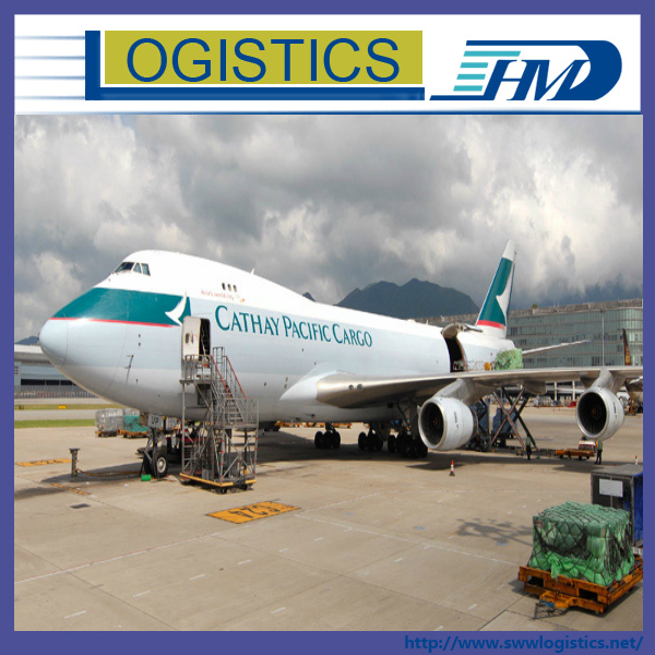 Air cargo logistics ship from Shenzhen to Mexico city direct fleight service