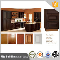 China Factory Supply Ready Made Modular Kitchen Cabinets Design