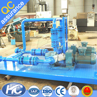 High quality crude oil pumps / electric oil transfer pumps / pumping crude oil used oilfield