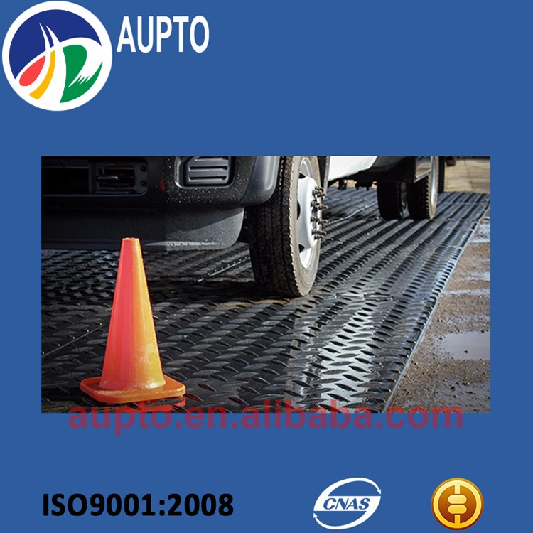 UHMWPE ground floor mat non-slip plastic sheet