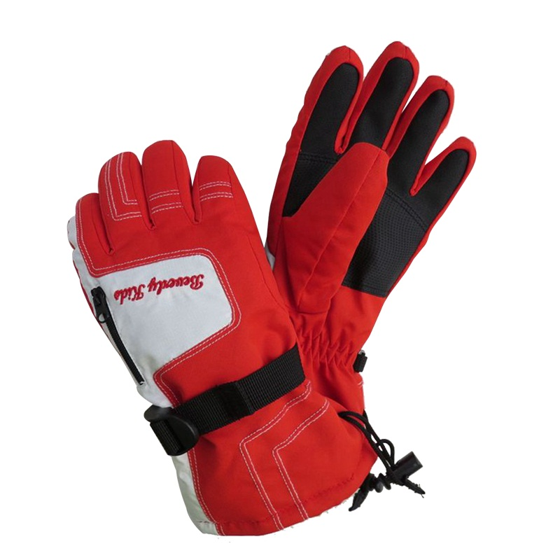 Customized waterproof motorcycle gloves for adults