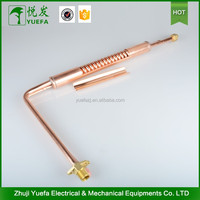 China suppliers float head tube type heat exchanger