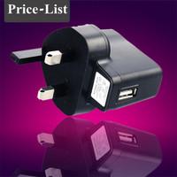TYPE 103d Wholesales High Quality EU/USA/AU/UK plug 5V 1A USB Mobile Adapter travel charger