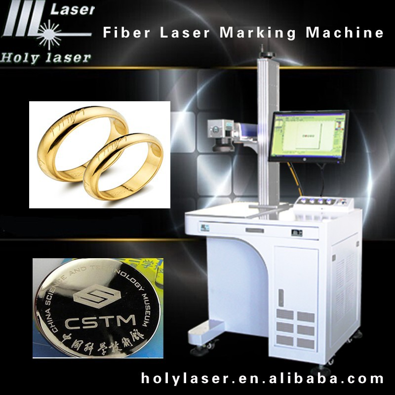 2017 Possible manufactory fiber laser machine mark computer components