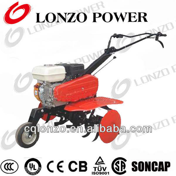 New LZWG500GX Multifunctional 4-Stroke Honda Engine Gasoline Tiller