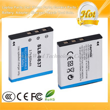Camera Battery for Samsung SLB-0837 L80 i70 i70S L700 3.7V 830mAh