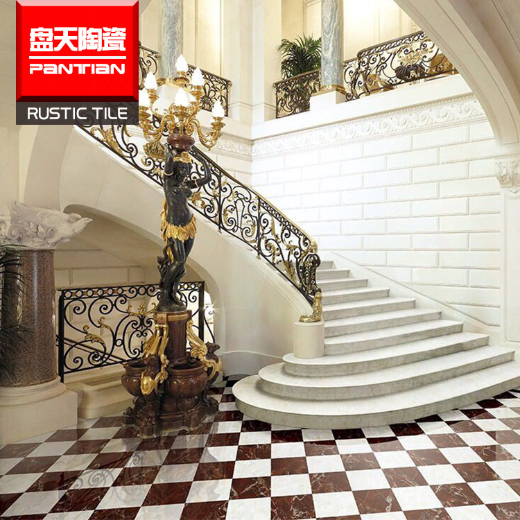 Chinese Foshan full body polished marble floor design pictures tile marble tile lowes floor polished marble tiles for bathrooms