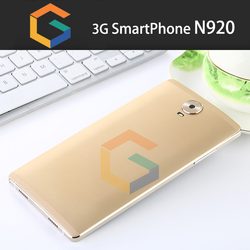 Free mobile samples 6inch 3g smartphone cheap mobile phone N920