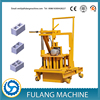 China products Flyash concrete block making machine eco foam brick laying machine low cost for manufacturing in Srilanka
