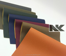 NK V009 Lichee Pattern PVC Leather 1.2mm thickness for bags