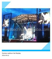 import led display screen from china electronics Outdoor LED Display