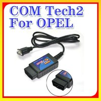 COM For OPEL Tech2 Tech Car Diagnostic Tools OBD 2 OBDII OBD2 Extension Car Diagnostic Adapter Cable