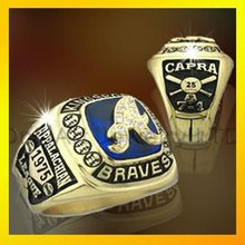 custom exquisite workmanship champions ring