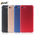 For iphone 7 cell phone case cover full body 360 degree protective shell case ultra slim pc tpu front and back cover