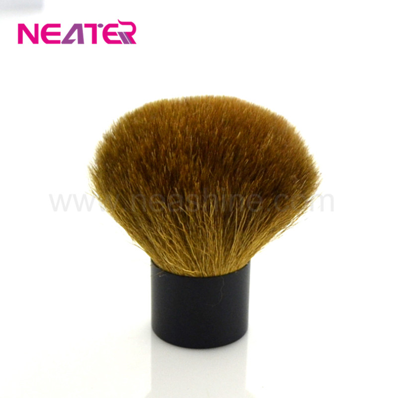 Horse hair make-up cosmetic brushes made in China,blush brush